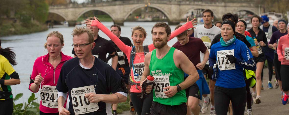 Richmond Half Marathon – February