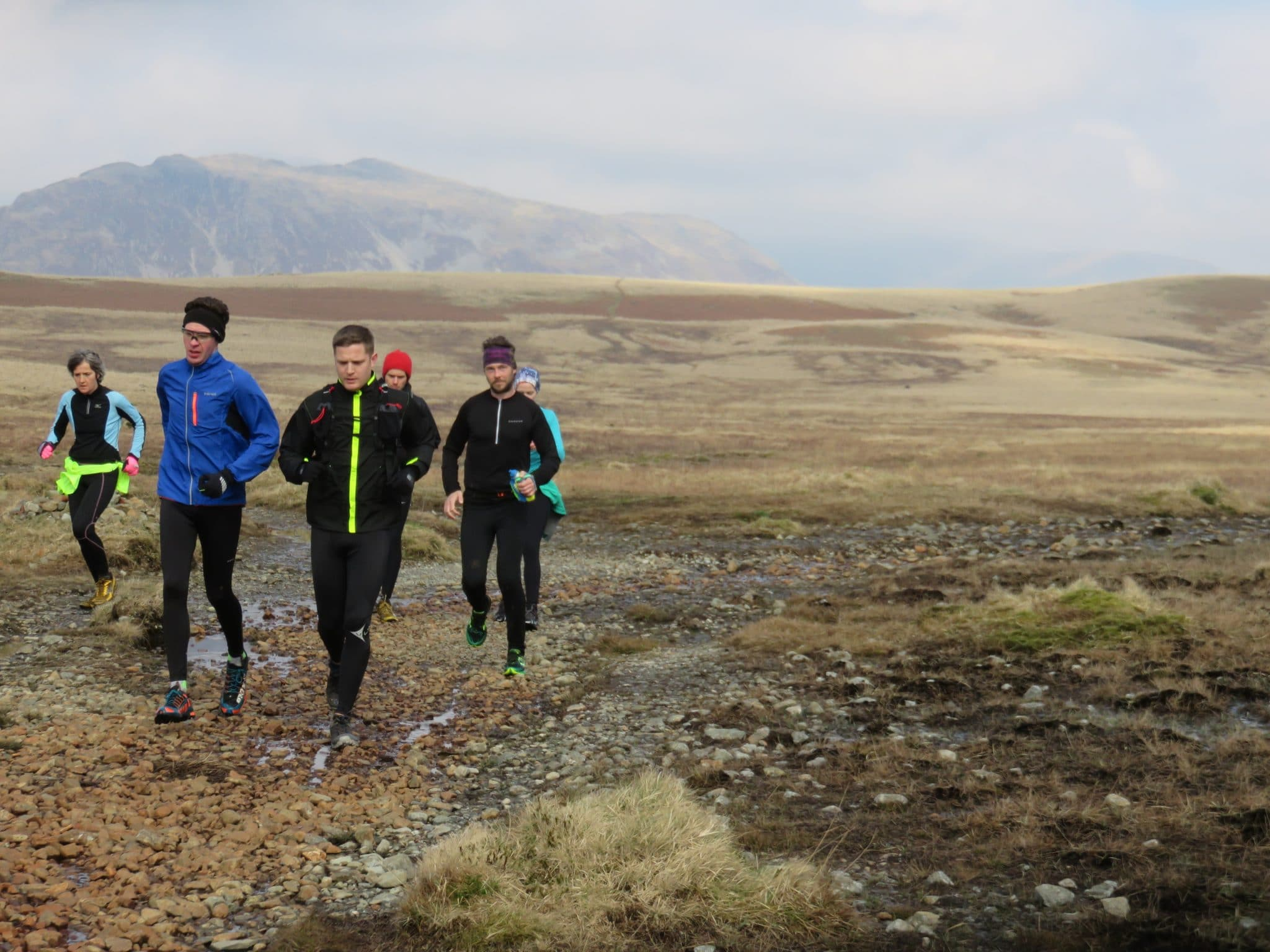 Lake District Fell Running Camp
