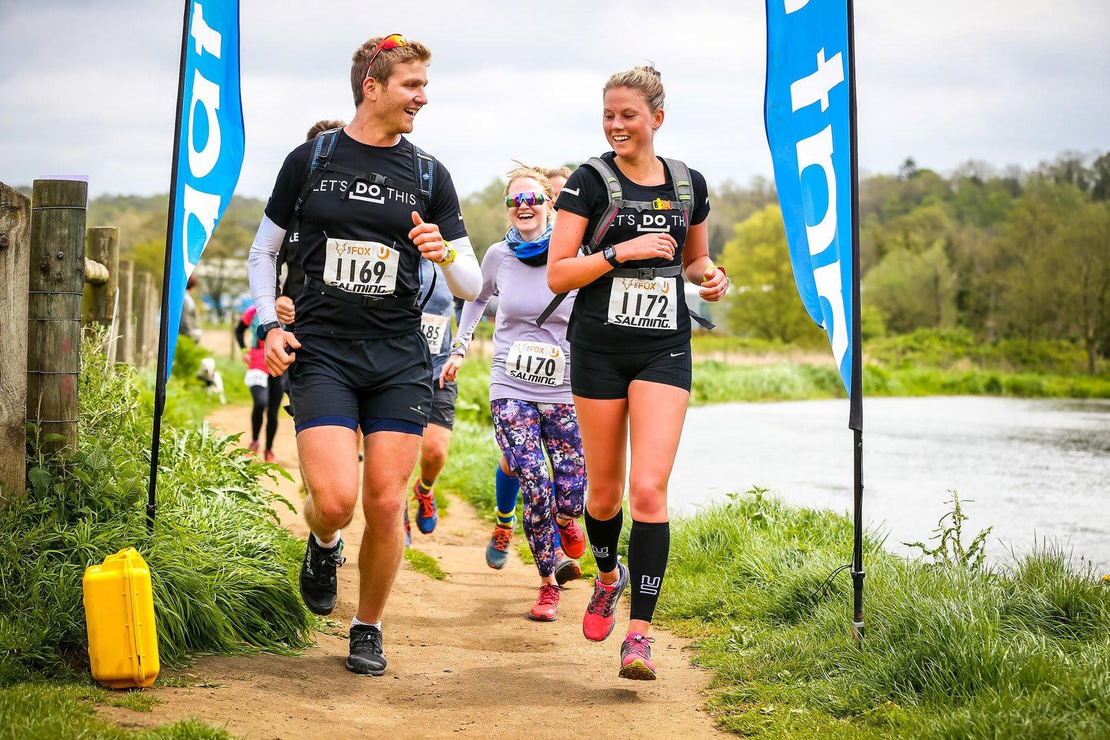 The Fox Ultra, Marathon & Half Marathon - April