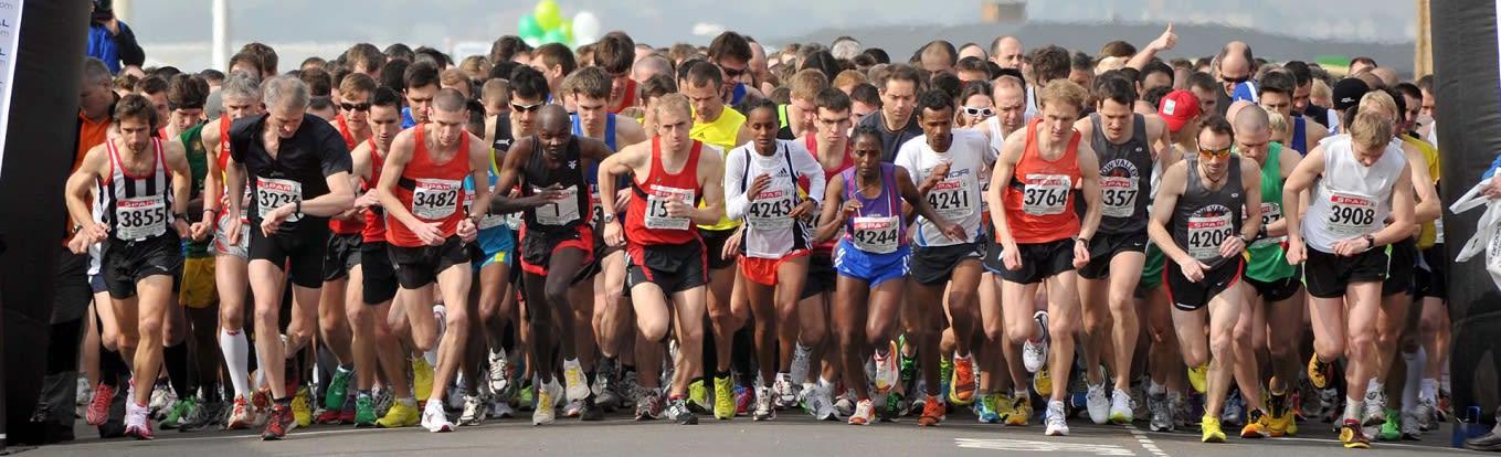 Hastings Half-Marathon