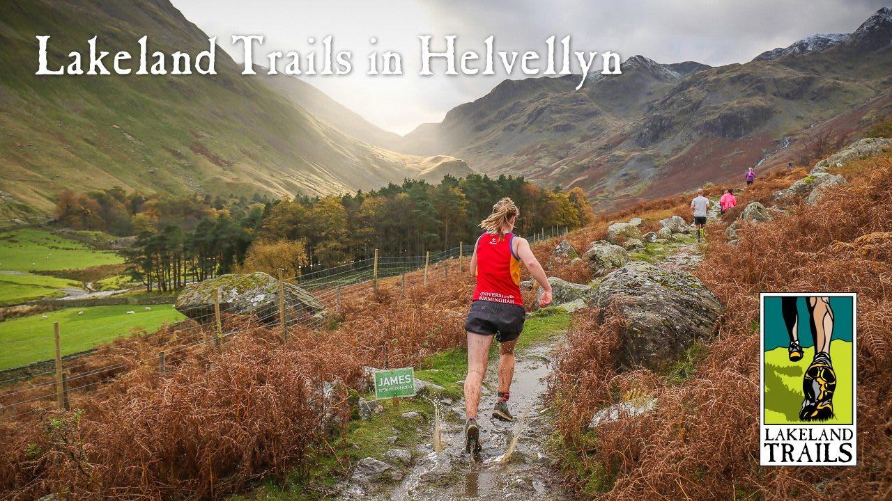 Lakeland Trails – Helvellyn