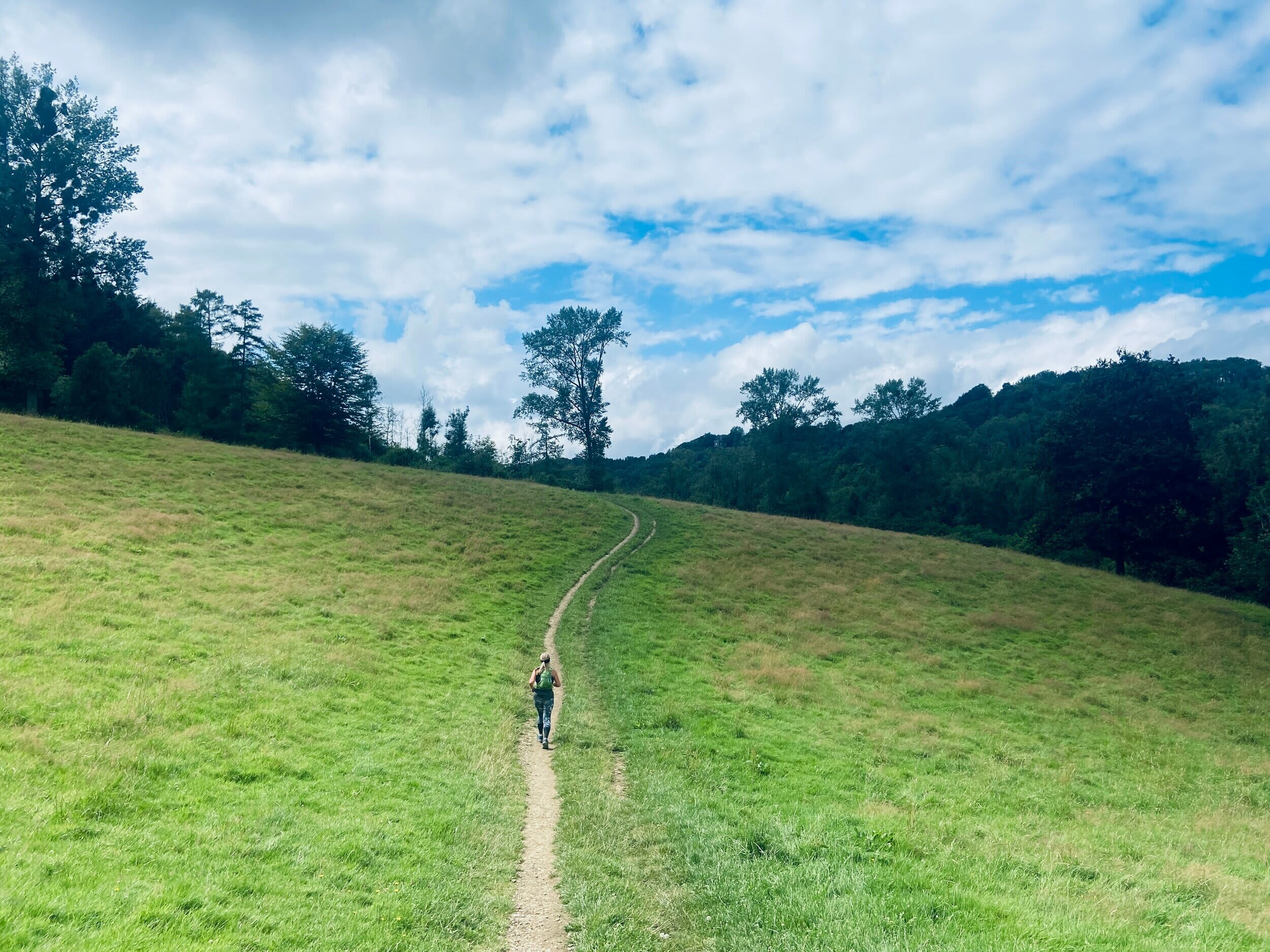 Intro to Trail Running: Cotswold Hills