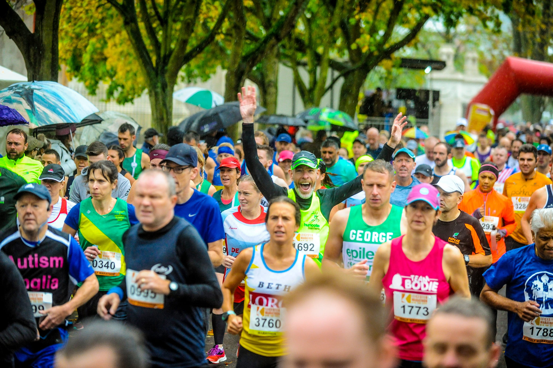 Run Leicester Half Marathon