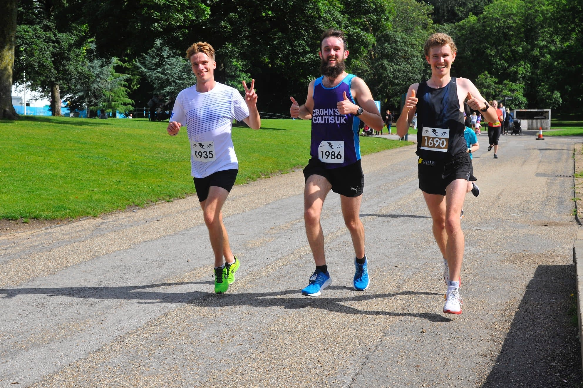 Run Heaton 5k, 10k & Half Marathon – January