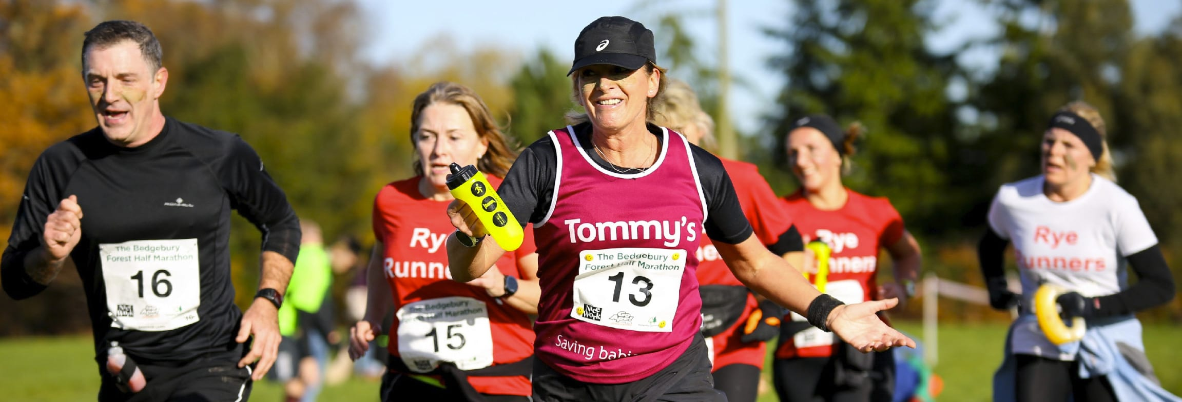 The Bedgebury Forest Half Marathon & 10k