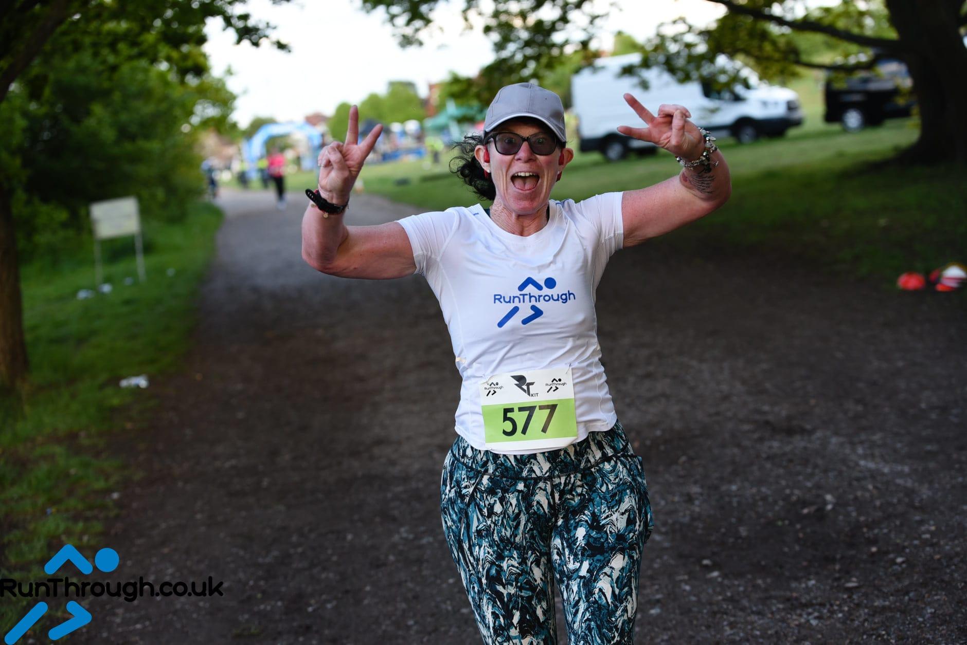 Wimbledon Half Marathon – August