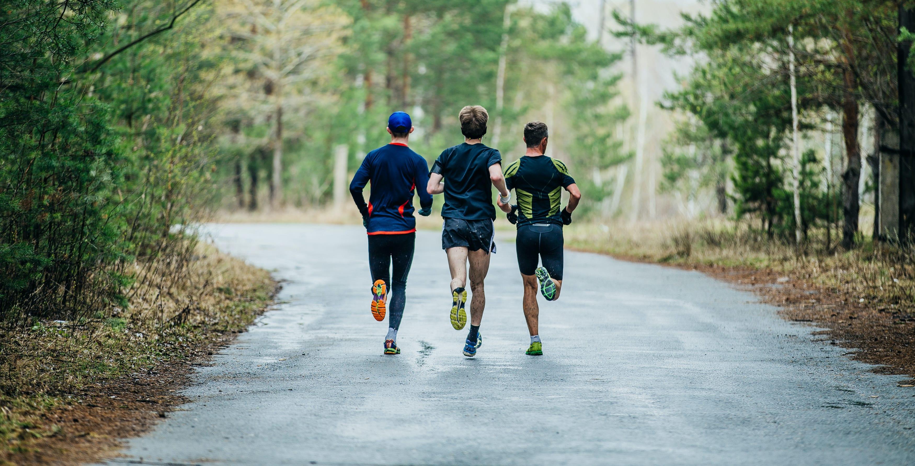 The Patron Saint Series - The St Andrew's Day Virtual Half Marathon, 10k, 5k & 1k
