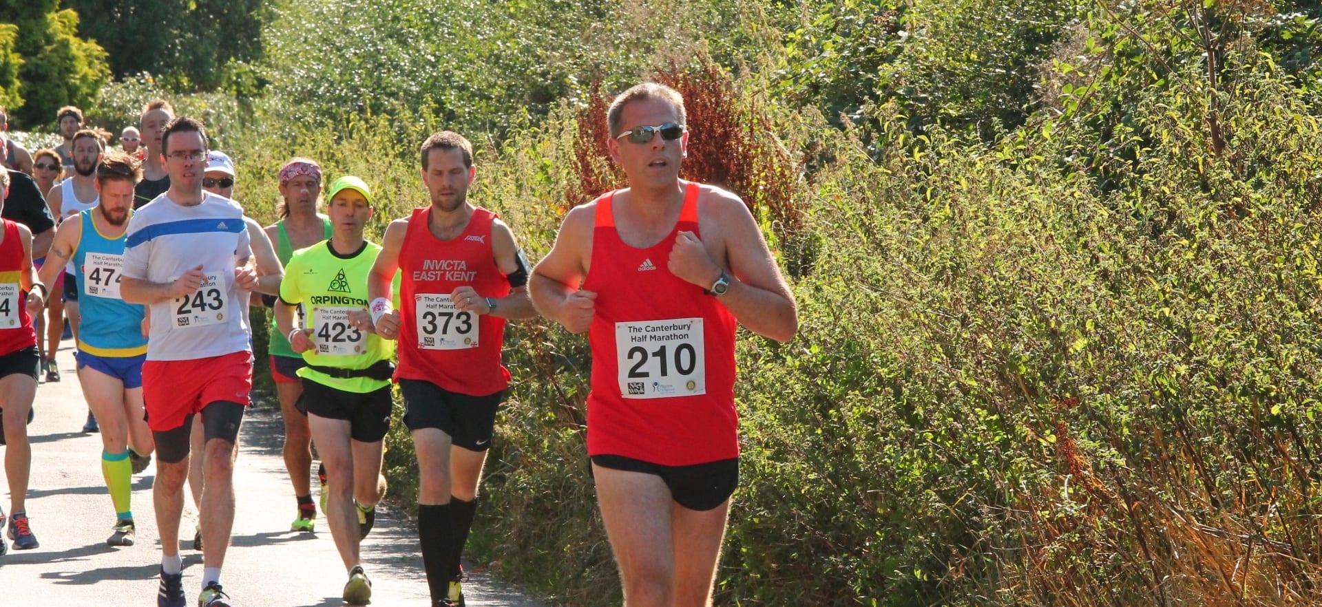 The Carsington Water Half Marathon & 10k