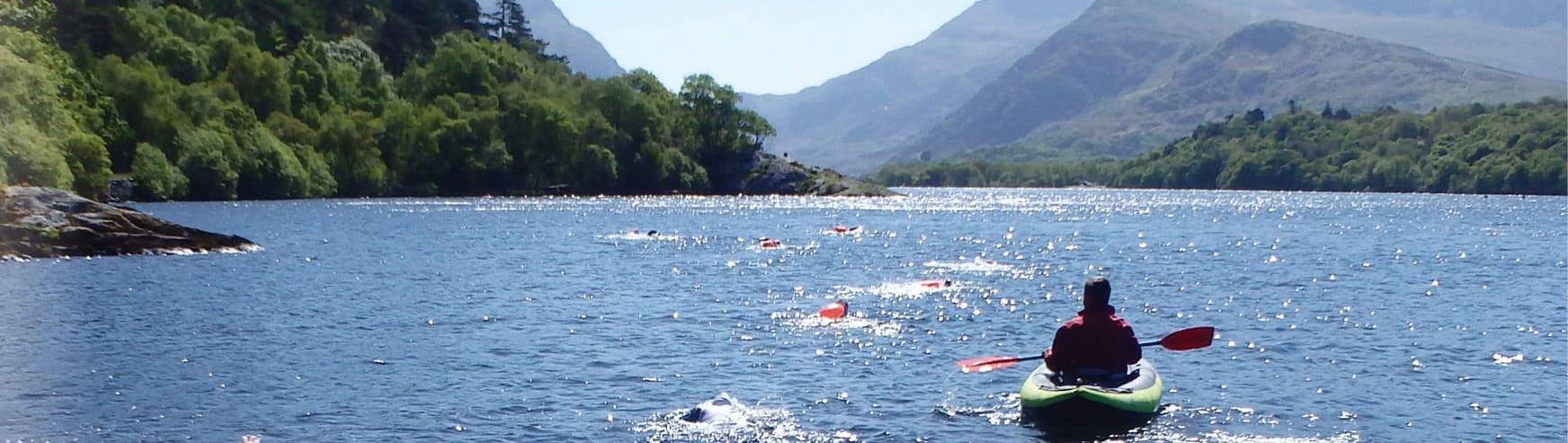 The Big Welsh Swim