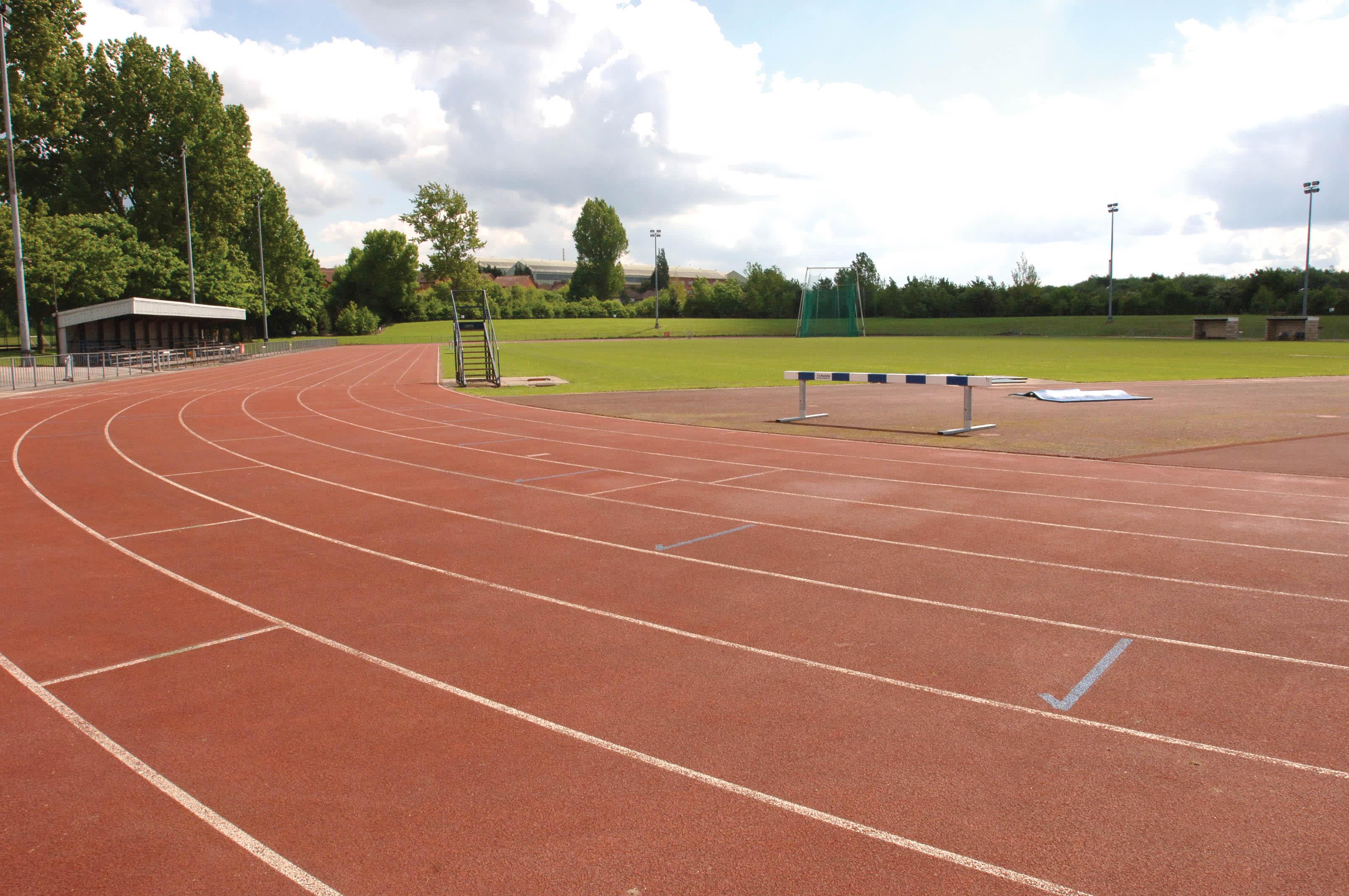 5000m Track Event - October