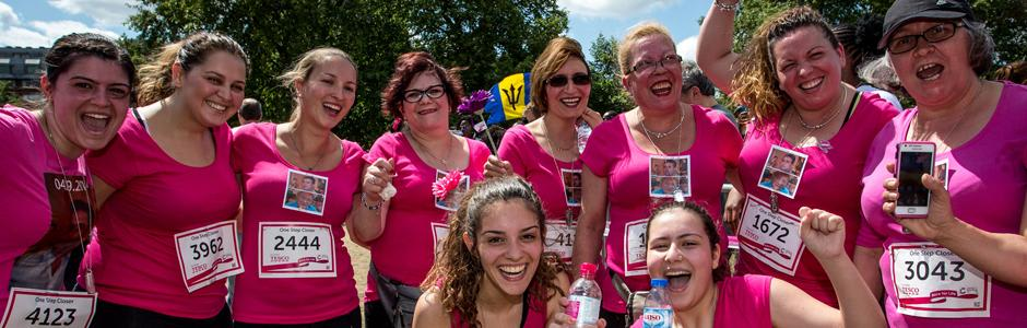 Race for Life 10K & 5K – Belfast