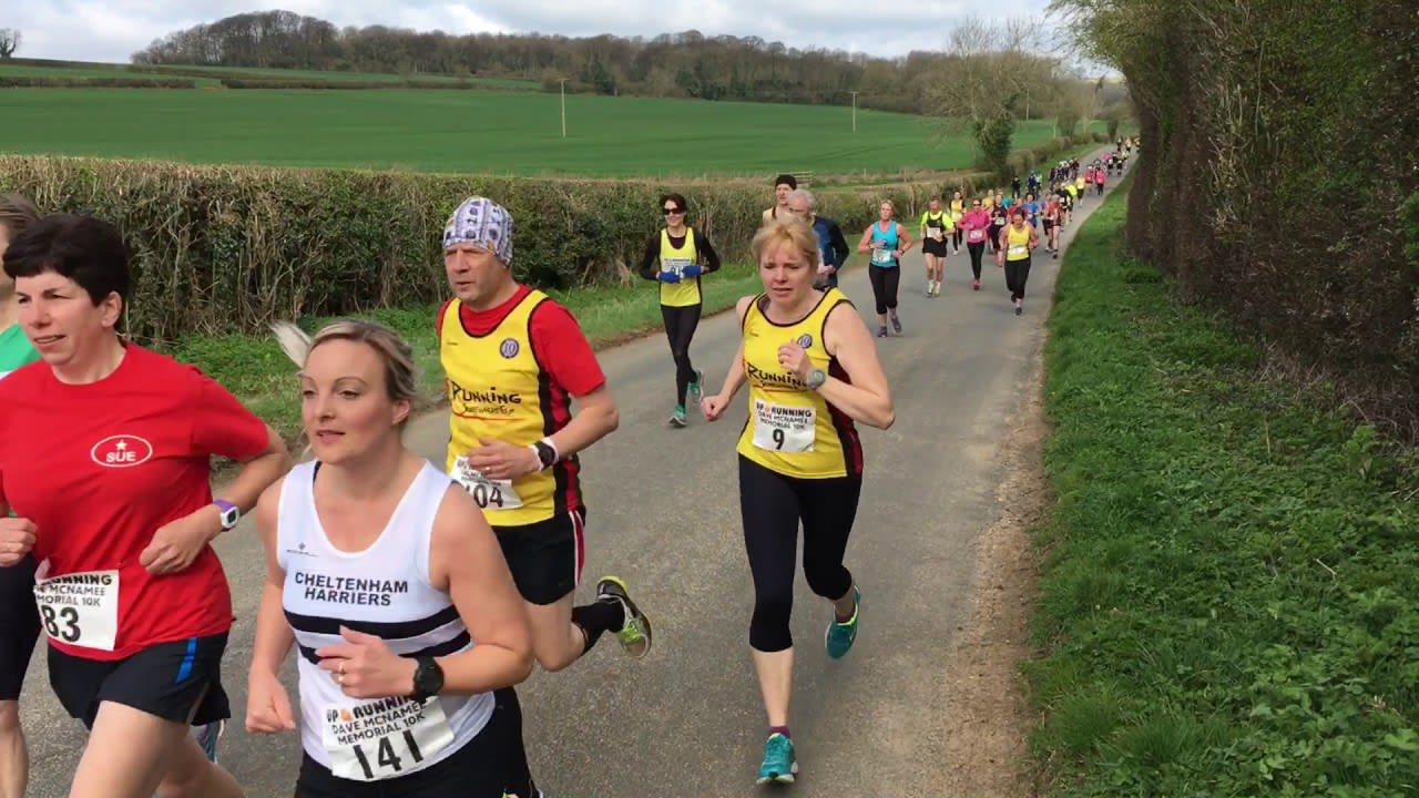 The Norman Wilson and Dave McNamee Memorial 10k & 3k