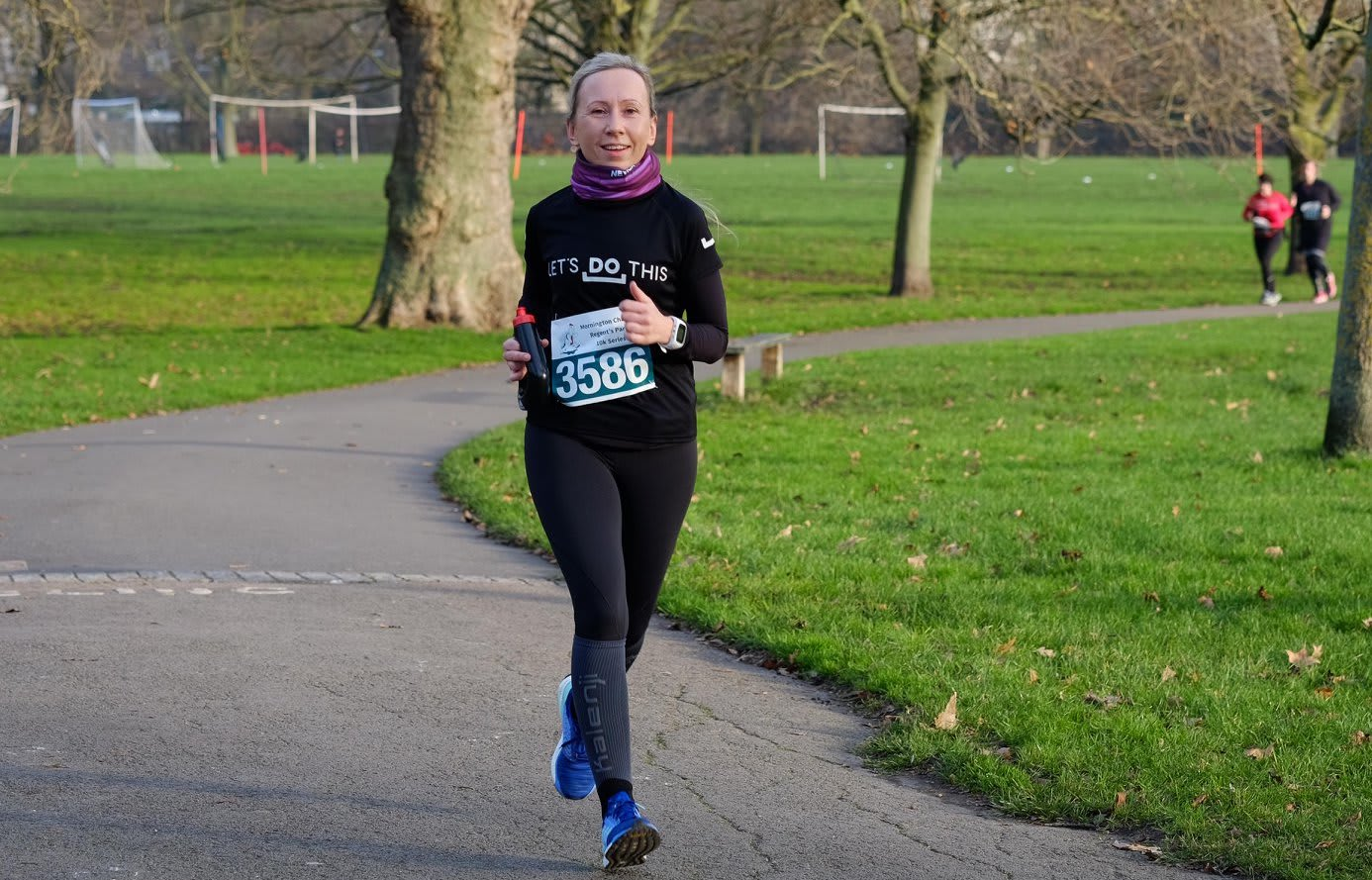 The Regent's Park 10k Winter Series by the Mornington Chasers - January