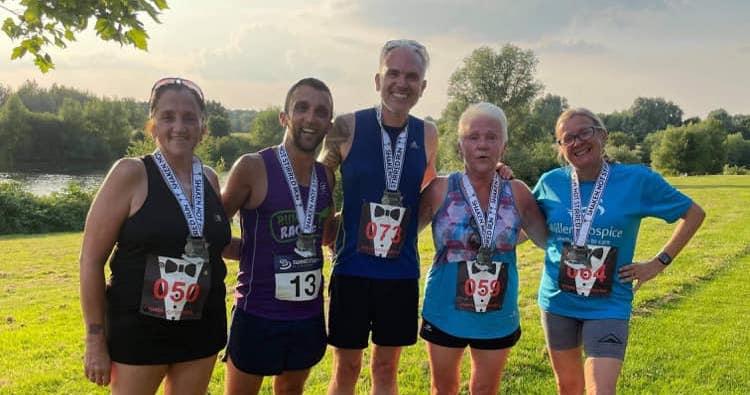 The Millennium Falcon Marathon