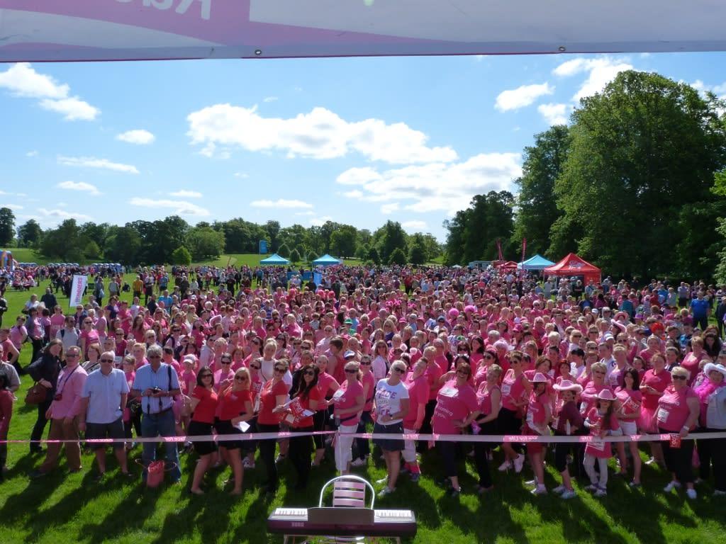 Race For Life 5k & 10k – Windsor