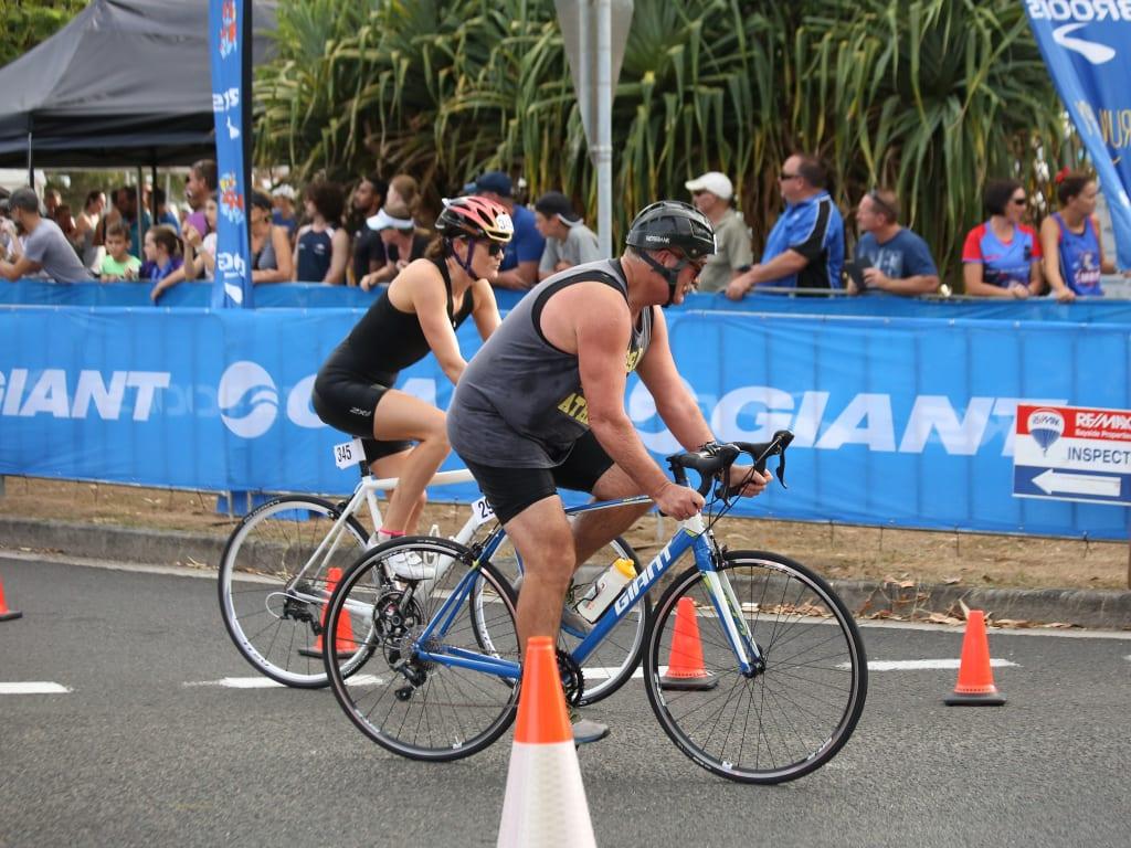 Queensland Triathlon Series Round 5 – Robina 2019 - Olympic