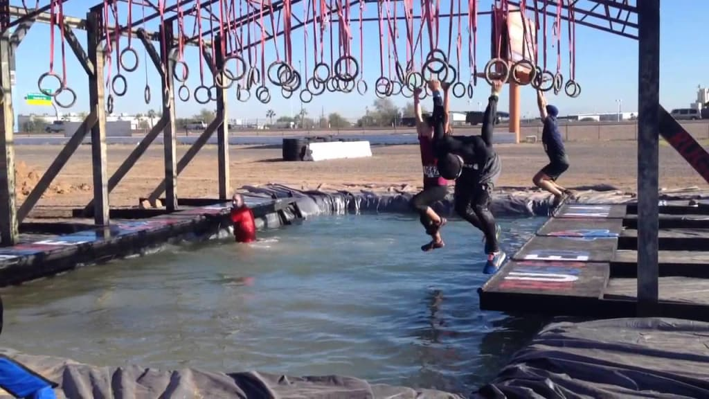 Rugged Maniac 5k Obstacle Race Phoenix