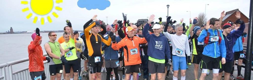 I Ran Marathons - Winter Festival New Years Day 2020 - 10k ...
