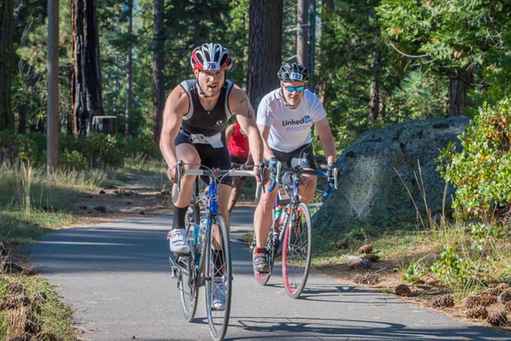 Donner Lake Triathlon 2019 - Half Ironman Triathlon in