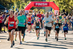 St. Mark Run for the Arts 1 Mile Race