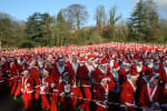 The Great Skipton Santa Fun Run