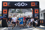 Bloomberg Square Mile Relay - San Francisco