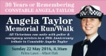 Angela Taylor Memorial Run