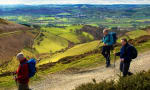 The Offas Dyke Path - Northern Quarter
