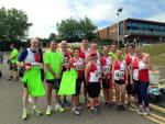 Draycote Water August - 10K & Half Marathon