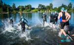 PDX Triathlon at Blue Lake