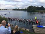 Ocean Lake Sprint Triathlon – September