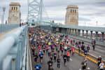 Cooper Norcross Run the Bridge Event presented by AmeriHealth NJ