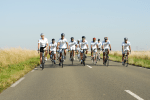 London to Paris Bike Ride – September