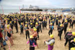 BHF Pier to Pier Sunset Swim