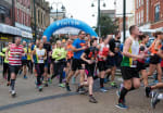 Oldham Half Marathon & Ditch the Milltown
