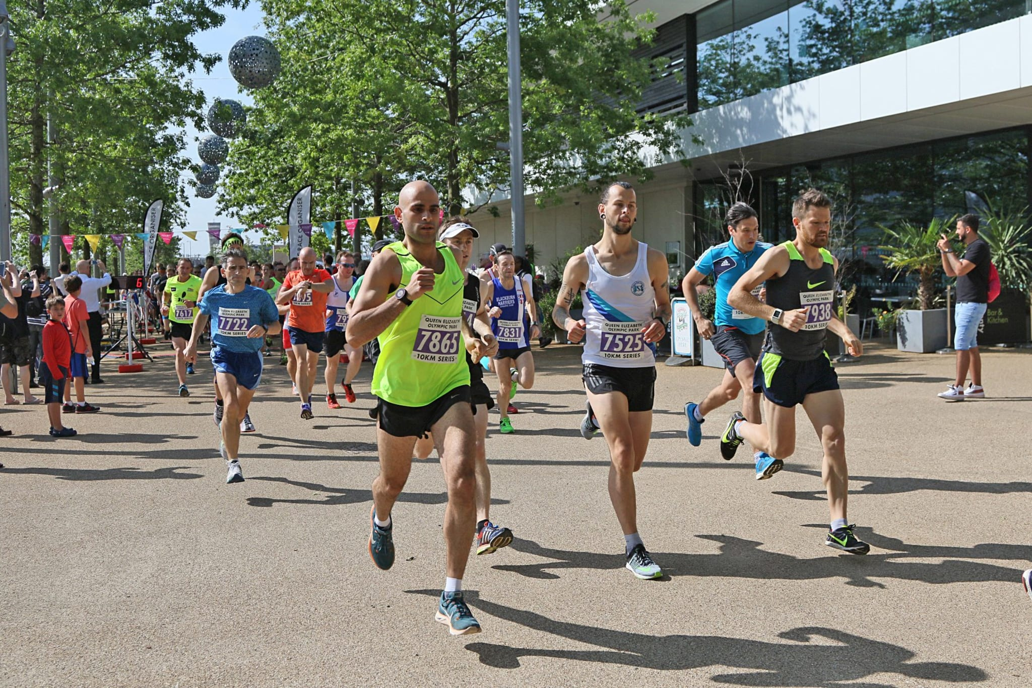 c3666987ab2 QE Olympic Park - 10k – March 2019 — Sat 2 Mar — Book Now at Let s ...