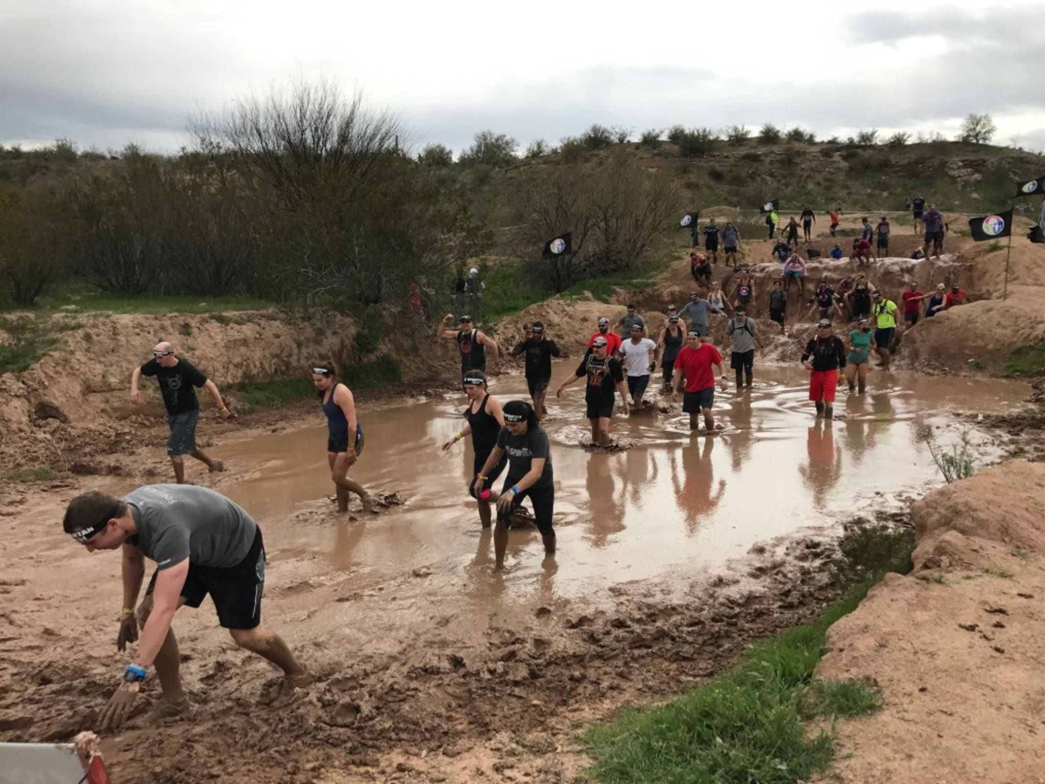 Arizona Spartan Race Spartan Sprint Amp Super 2019 Sat 9