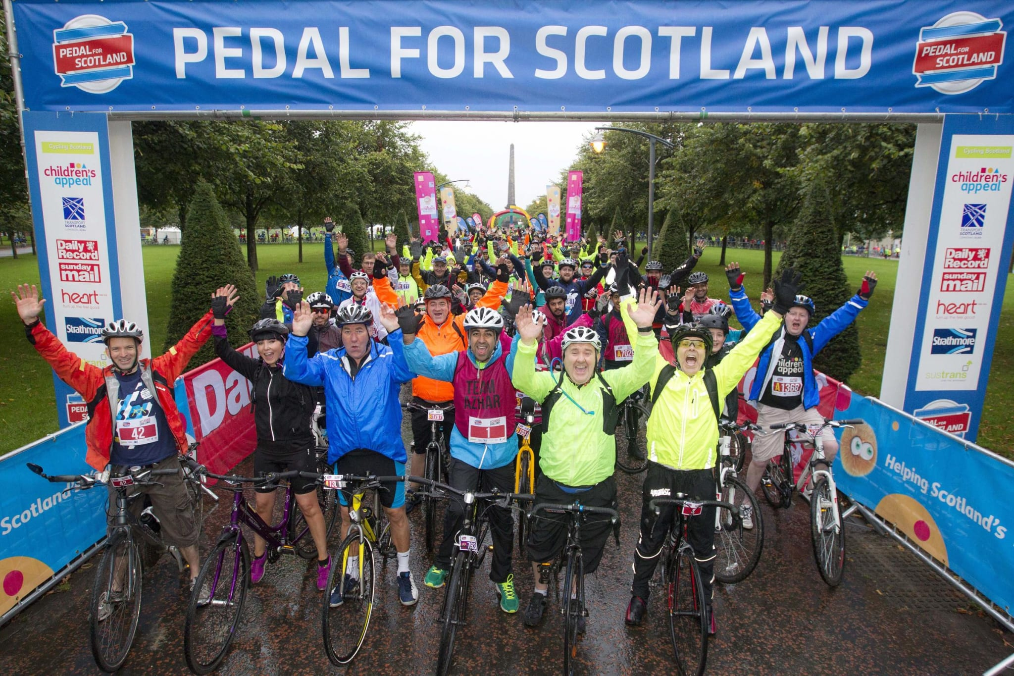 ef2b2af22 Pedal For Scotland – Classic Challenge 2019 — Sun 8 Sep — Book Now ...