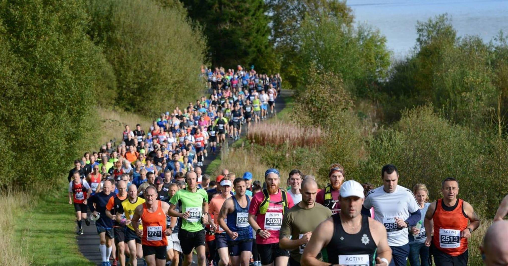Active Northumberland Kielder Marathon 2019 - Marathon in