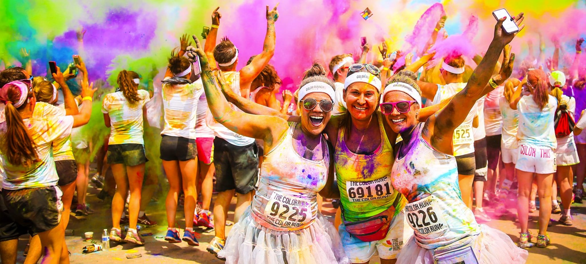 Color Run Grand Rapids 2020.The Color Run Chicago 2018 5k In Chicago Il Let S Do This