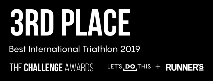 Let's Do This International Triathlon Awards Badge for Austria eXtreme Triathlon