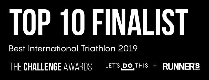 Let's Do This International Triathlon Awards Badge for Tris4Health