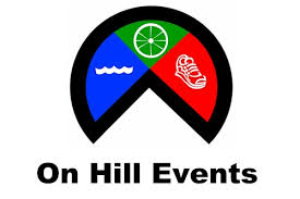 On Hill Events's logo