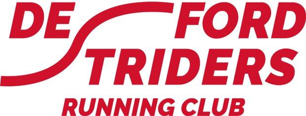 Desford Striders Running Club's logo