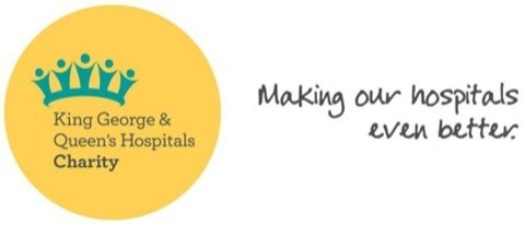 King George and Queen's Hospitals Charity's logo