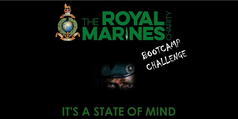 Royal Marines Charity - Bootcamp Challenge's logo