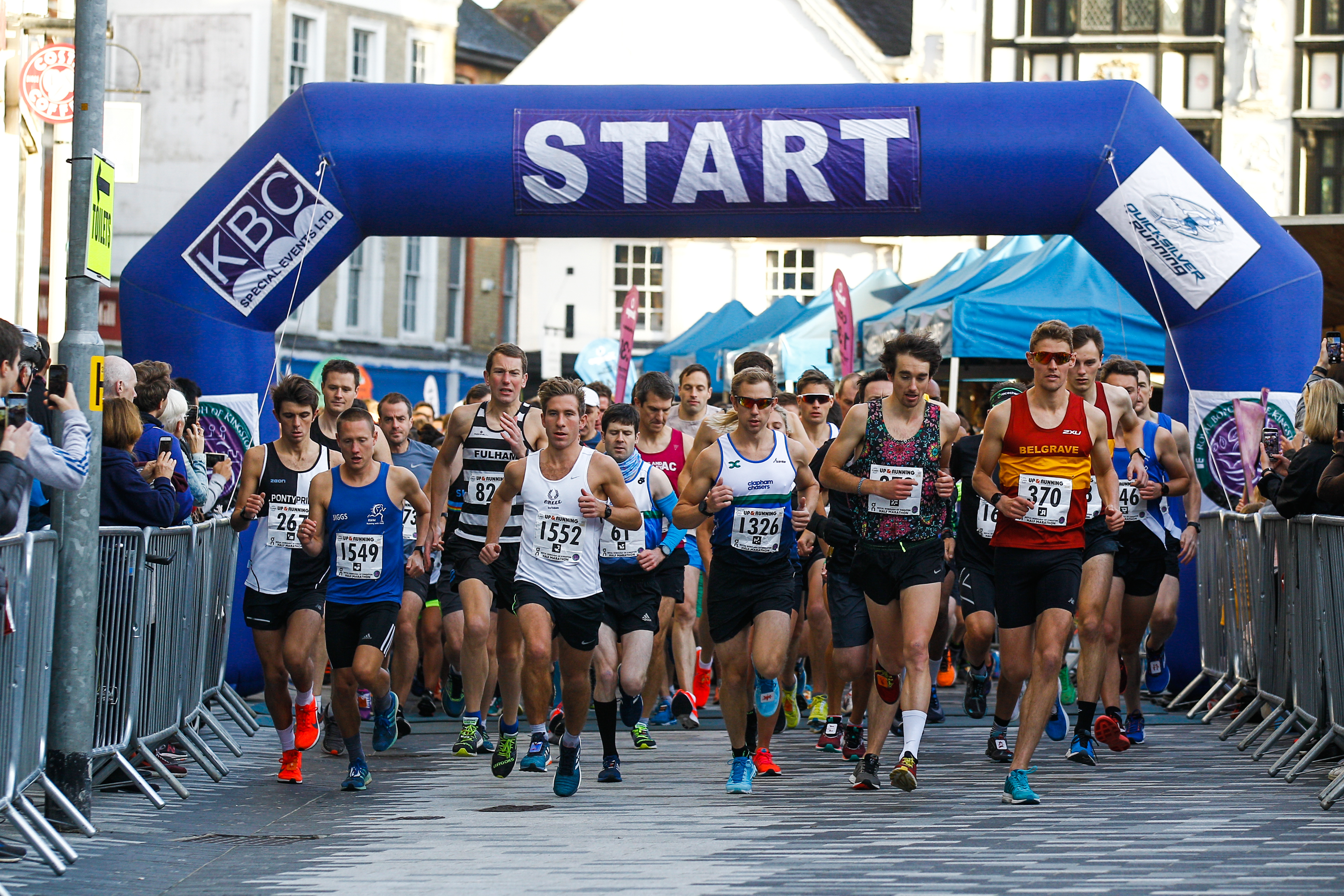 Running Events Near Me - 2019/20 UK Events | Let's Do This