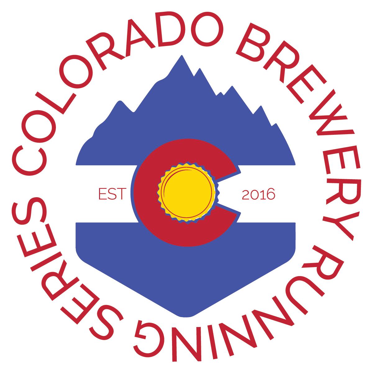 Colorado Brewery Running Series's logo