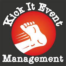 Kick It Events Management's logo