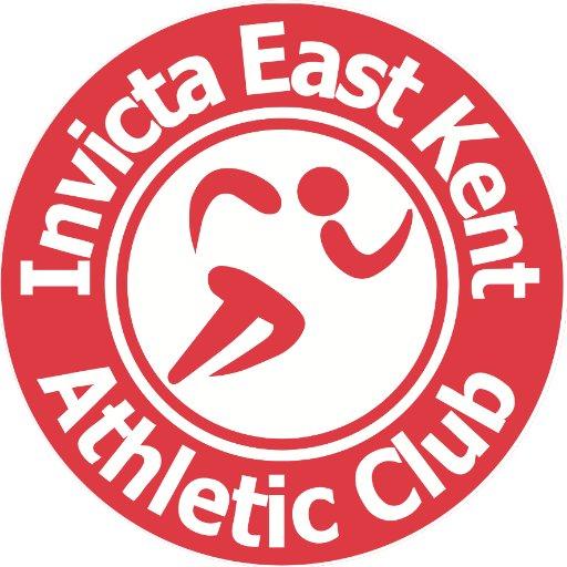 Invicta East Kent Athletic Club's logo